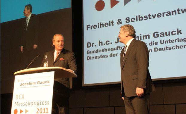 : Impressionen vom BCA Messekongress 2011