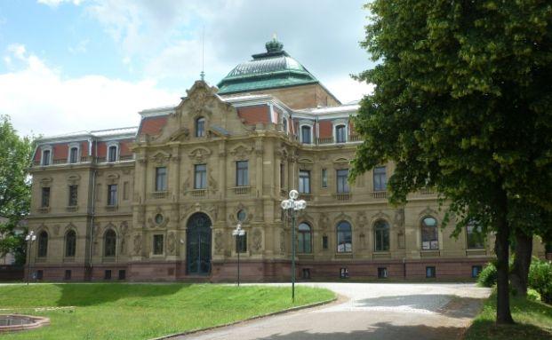 Der Bundesgerichtshof in Karlsruhe. Foto: Wikipedia