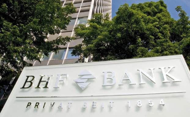 Im Firstfive-Ranking gut dabei: Die Vermögensverwaltung der BHF-Bank in Frankfurt