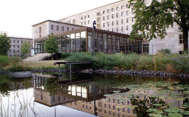 Das Bundesministerium der Finanzen in Berlin. Foto: BMF
