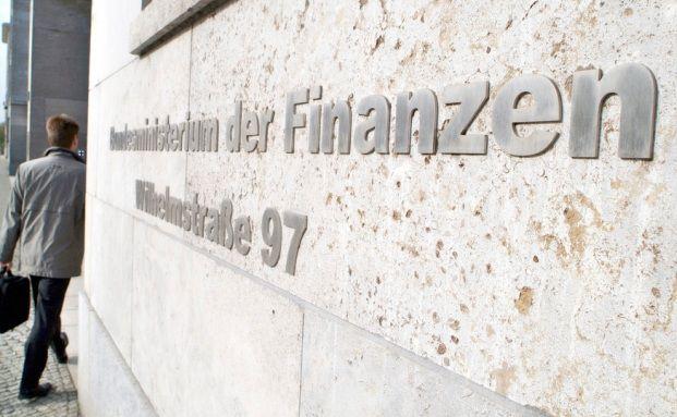 Detlev-Rohwedder-Haus in Berlin, Hauptsitz des Bundesministeriums der Finanzen. Quelle:?BMF/Hendel