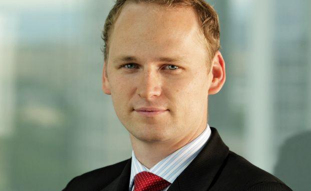 Vertriebschef der Société Générale für Deutschland und Österreich: Peter Bösenberg