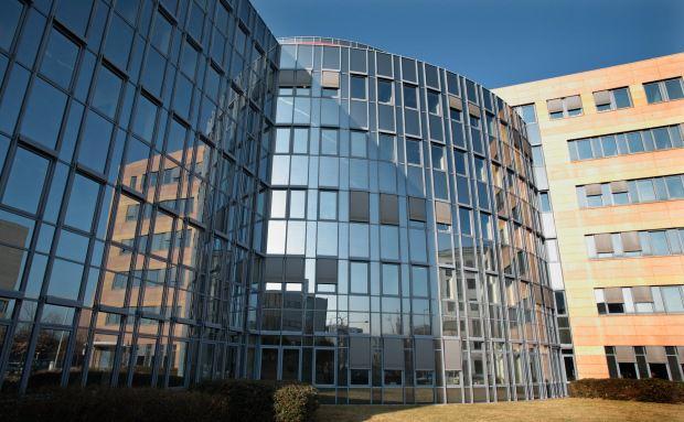Das Bafin-Gebäude in Frankfurt