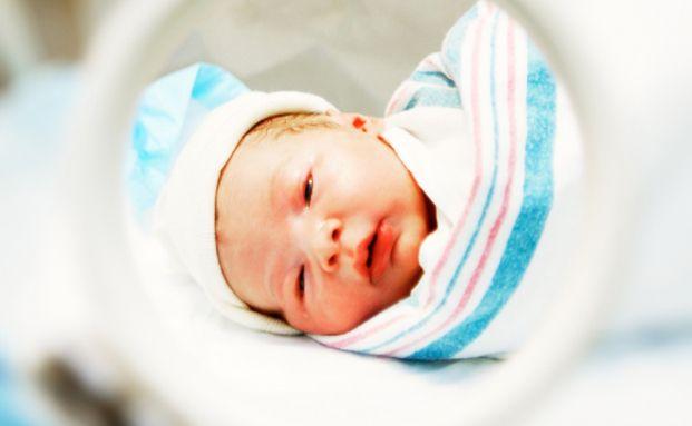 Bei der Geburt eines Kindes l&auml;sst sich die Todesfallleistung<br>um 50 Prozent erh&ouml;hen. Foto: Fotolia