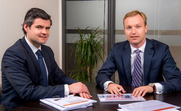 James Bannan (links) und Hans-Henrik-Skov wechselten gemeinsam zu Coeli Asset Management