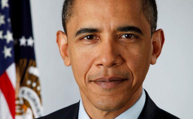 Lebt und ist wohlauf: Barack Obama. Eine Falschmeldung über Explosionen im Weißen Haus, die auch den Präsidenten verletzt haben sollen, sorgte für eine Talfahrt an der US-Börse. Quelle: Getty Images