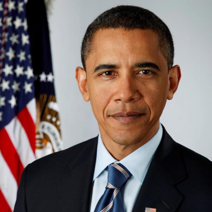 Barack Obama<br>Foto: Pete Souza, The Obama-Biden<br>Transition Project