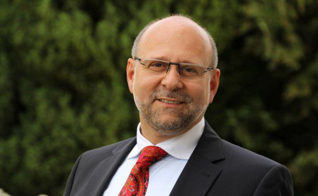 VSAV-Vorstand Ralf Werner Barth