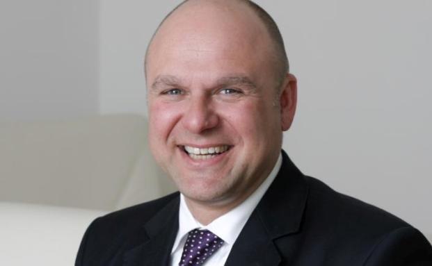 Dirk Bednarz, Vorstand der Kommalpha
