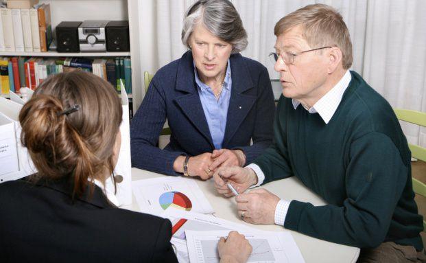 Die Über-50-Jährigen sind eine interessante Zielgruppe für die Finanzberater. Foto: Fotolia