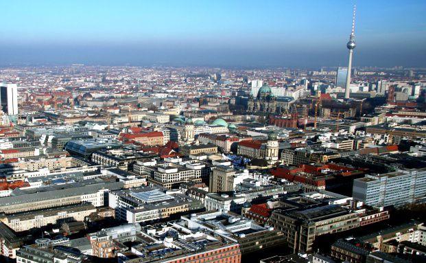 Berlin aus der Luft / Foto: Fotolia