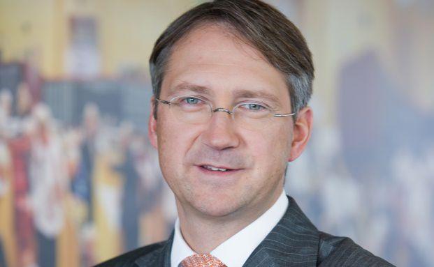 Bert Flossbach, Mitgründer und Vorstand bei<br>Flossbach von Storch