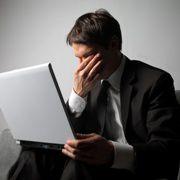 Wenn's im Beruf nicht mehr geht<br>springt die Berufsunf&auml;higkeits-<br>versicherung ein. Foto: Fotolia