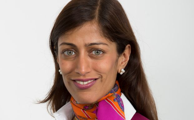 Maya Bhandari wechselte zu Threadneedle (Foto: Threadneedle)