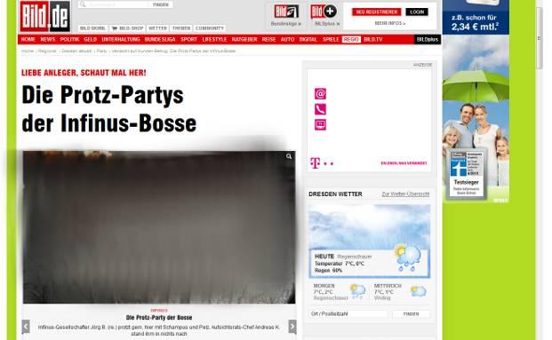 Quelle: Screenshot Bild.de (Foto von uns unkenntlich gemacht)