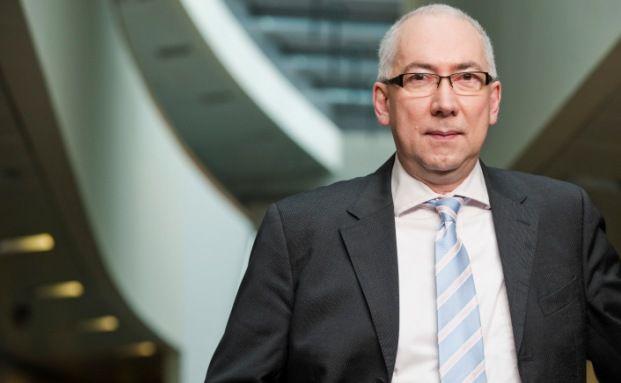 Gerd Billen, Chef des VZBV, sieht noch Nachbesserungsbedarf<br>bei Riester-Rente und Altersvorsorge-Beratung.<br>Foto: Dominik Butzmann