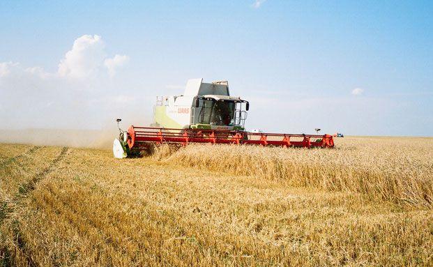 Black Earth kauft und bewirtschaftet landwirtschaftliche Flächen, Quelle: Bloomberg