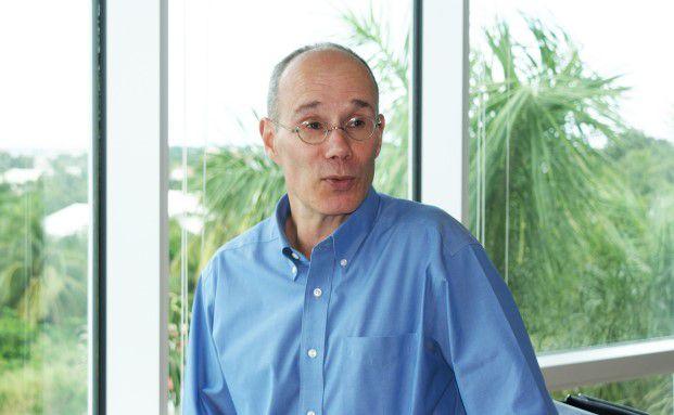 Norman Boersma, Fondsmanager des Templeton Growth Fund