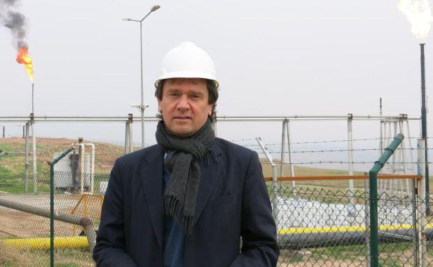 Stefan Böttcher, Fondsmanager und Saudi-Arabien-Spezialist bei Charlemagne Capital