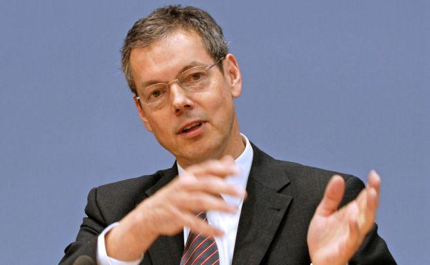 Peter Bofinger, Mitglied im Sachverständigenrat zur Begutachtung der gesamtwirtschaftlichen Entwicklung. Foto: Bloomberg