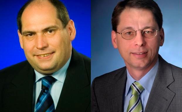 Thomas Boger und Ernest Maul von DB Advisors