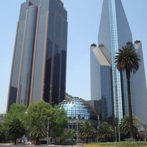 Die B&ouml;rse von Mexiko<br>(Foto: Wikimedia)
