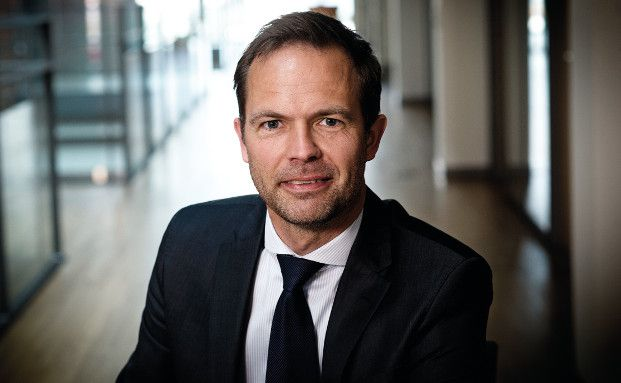 Morten Borg, Manager des Jyske Invest International Favourite Equities