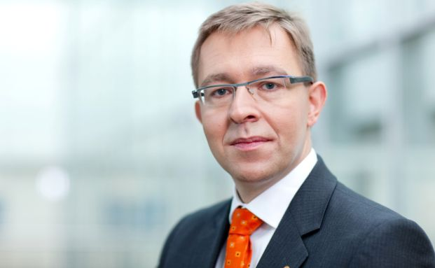 Frank Breiting, Leiter private Altersvorsorge bei der Deutschen AM