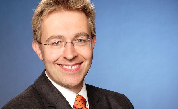 Frank Breiting, Leiter private Altersvorsorge bei der DWS.
