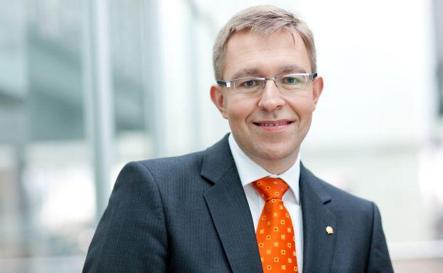 Frank Breiting ist Leiter für das private Vorsorgegeschäft der Deutschen Asset Management. Foto: Deutsche AM