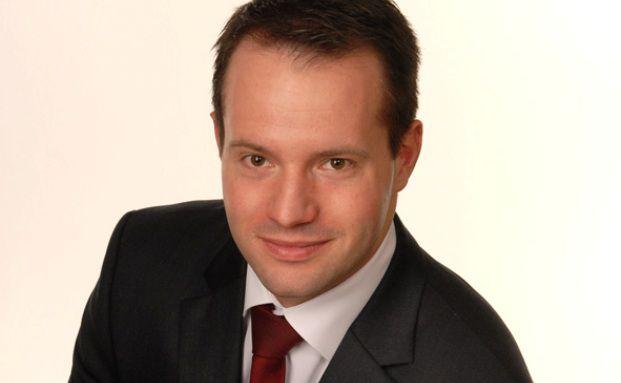 Maximilian Buddecke, Leiter für den Maklervertrieb und das Makler-Dienstleistungs-Center