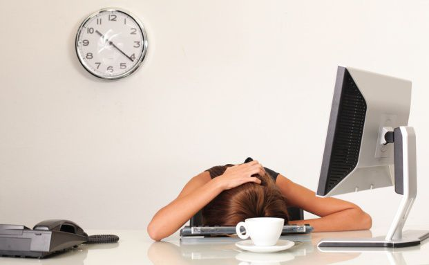 Bloß keinen Stress: Wer in turbulenten Börsenphasen <br> ruhig bleibt und nicht vorschnell handelt, nimmt <br> Kurssteigerungen mit. <br> Quelle: Fotolia