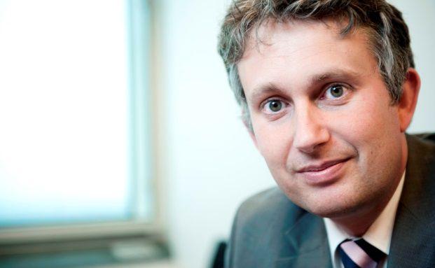 Rentenspezialist Sander Bus von Robeco Asset Management