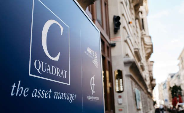 C-Quadrat Asset Management in Wien.