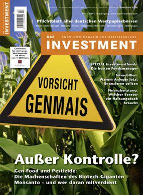 : Ausgabe März 2009 ab sofort am Kiosk