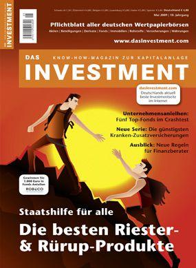 : Ausgabe Mai 2009 ab sofort am Kiosk