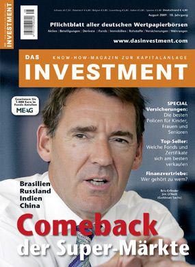 : Ausgabe August 2009 ab sofort am Kiosk