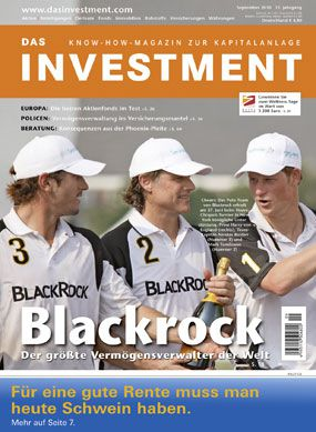 : Ausgabe September 2010 ab sofort am Kiosk