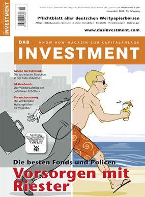 : Ausgabe November 2009 ab sofort am Kiosk