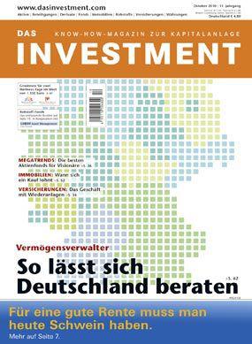: Ausgabe Oktober 2010 ab sofort am Kiosk