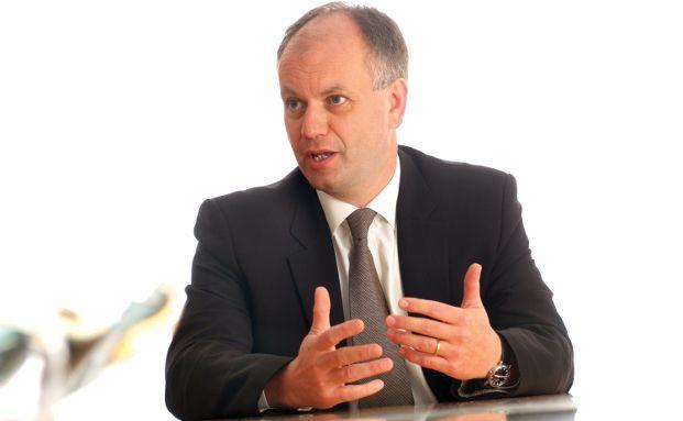 David Paine, Leiter des Immobiliengeschäfts bei Standard Life