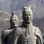 Terrakotta-Armee: Auf Schwellenl&auml;nder <br>wie China setzt die Portfolio-Variante<br>RisingStars der Stuttgarter<br>Foto: Fotolia