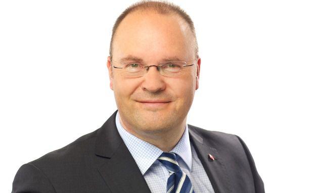 Christoph Meister, Verdi-Bundesvorstandsmitglied für Finanzdienstleistungen. Foto: Verdi