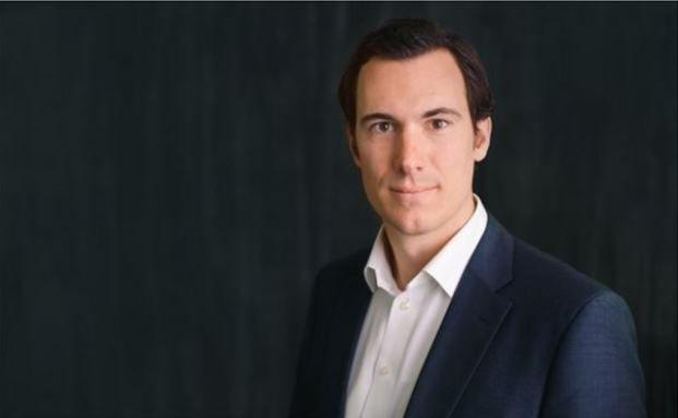 Christopher Oster ist Mitgründer und Geschäftsführer von Clark. Foto: © Clark