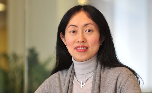 Lilian Co, Managerin des Strategic China Panda Fund