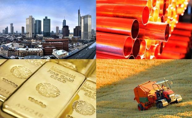Wer bieten Schutz vor Inflation? Edelmetall oder Rohstoffe, <br> Immobilien oder Farmland?, Quelle: Fotolia
