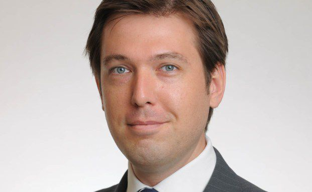 Bryan Collins, Fondsmanager des Fidelity Asian High Yield Fund bei Fidelity