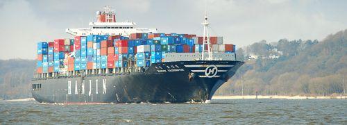 Containerschiff (Foto: Pixelio)