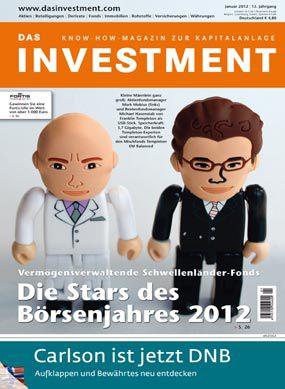 : Ausgabe Januar 2012 ab sofort am Kiosk