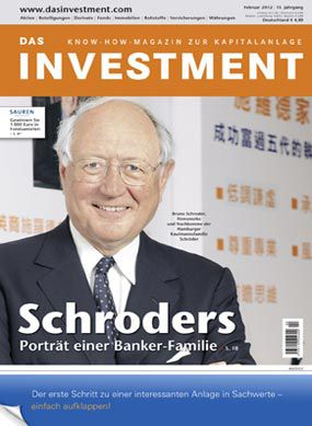 : Ausgabe Februar 2012 ab sofort am Kiosk